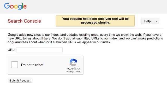 Google chính thức ngừng hỗ trợ gửi URL lập chỉ mục cho trang web