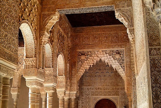 Visit the Alhambra on our Cycling Country Andalucian Cycling Trip