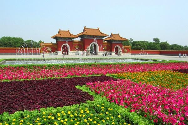 สุสานจ้าวหลิง (Zhao Mausoleum)