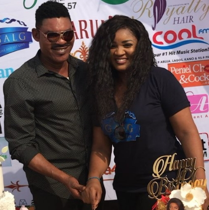 omotola jalade 40 birthday party photos