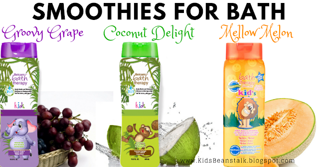 smoothies for bath product review komplete kare-insta