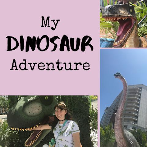 My Dinosaur Adventure at Jurassic Journey!