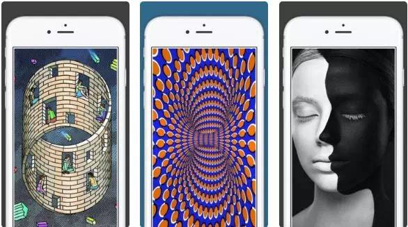 aplikasi ilusi optik terbaik untuk android dan ios-4