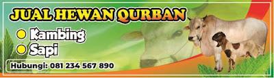 Banner Qurban 2019