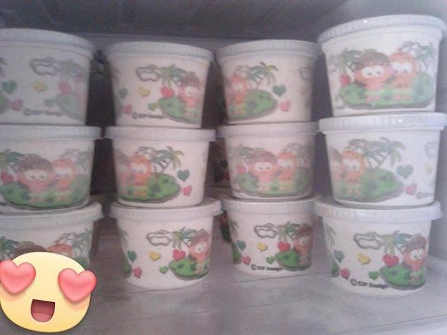 Resep Es Cream Homemade Lembut dan Enak