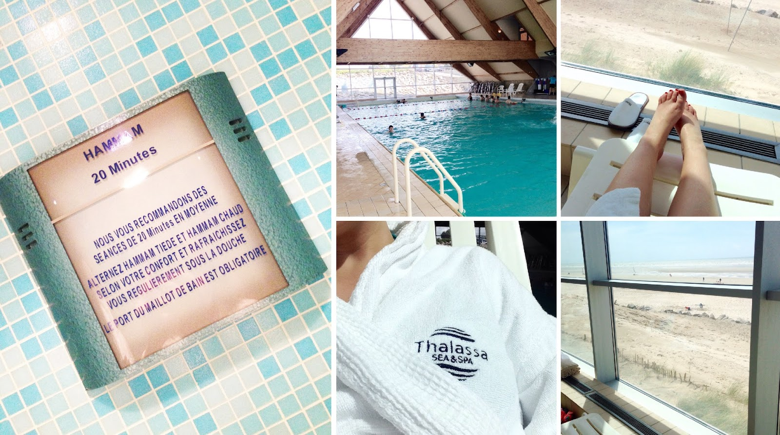Un week end au novotel thalassa sea spa avec elle for Hotel touquet avec piscine