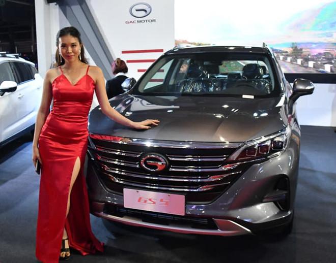 Ô tô Trung Quốc ồ ạt vào Đông Nam Á, quyết giành thị phần xe Nhật