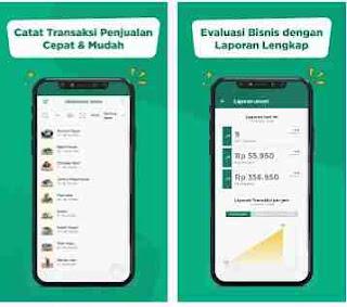 Aplikasi Kasir Online