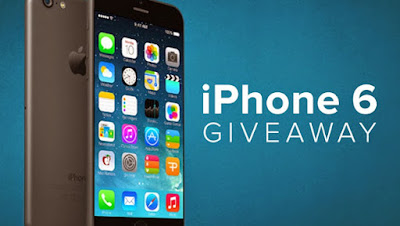 Win 1 of 3 iPhone 6's Giveaway