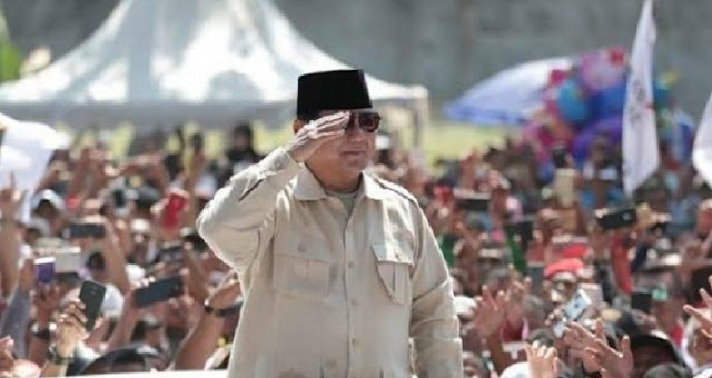 Prabowo's Supporters Keep Consistent Being Opposition