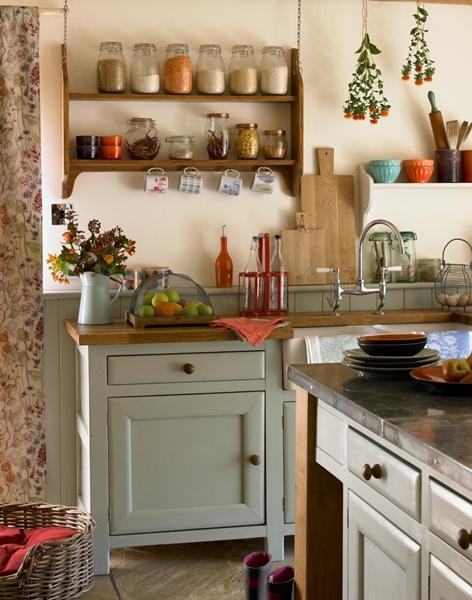 decoração da cozinha