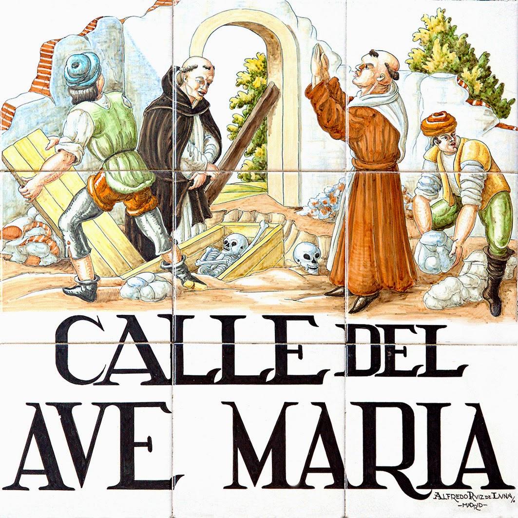 Calle del Ave María