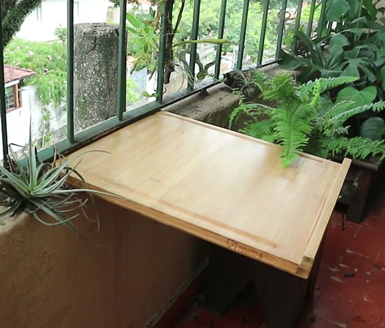 mofo na madeira
