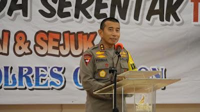 Kapolda Banten Ajak Stakeholder Ciptakan Pilkada Serentak yang aman damai dan sejuk