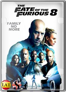 Rápidos y Furiosos 8 (2017) FULL HD 1080P LATINO/INGLES