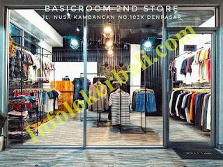 Info Lowongan Kerja Toko Pakaian Basicroom 2nd Store Juni 2019