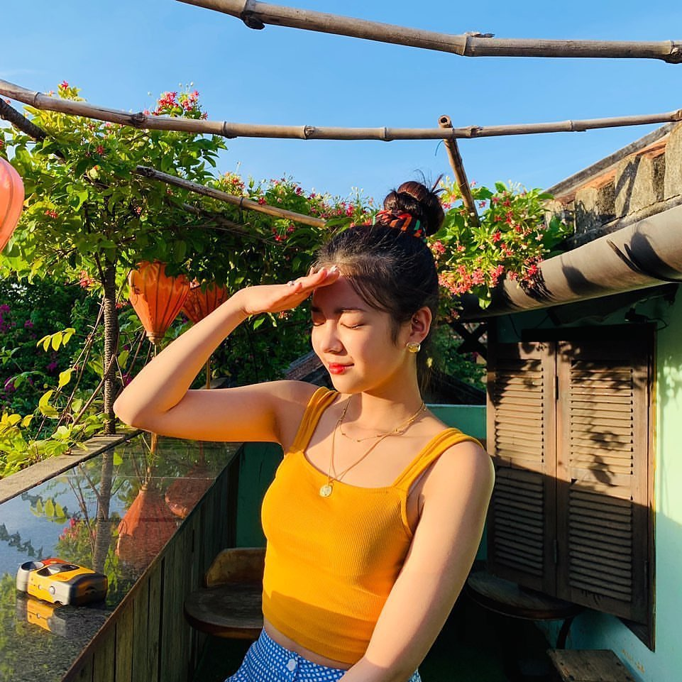 Lia (ITZY) Hội An Đà Nẵng