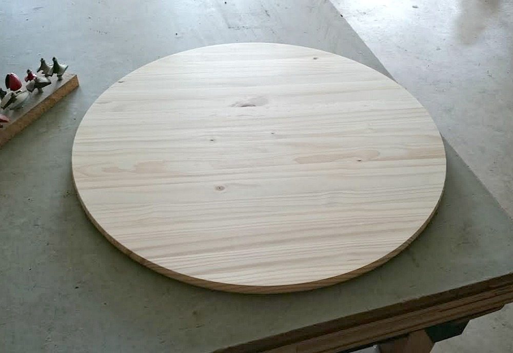 pine table top