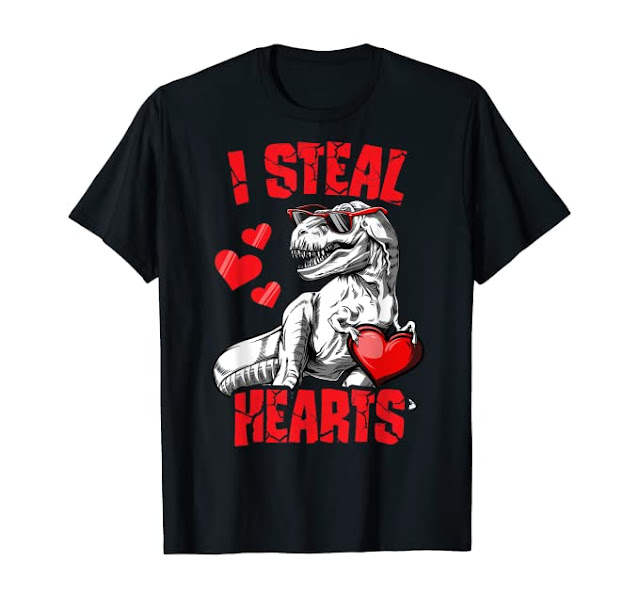 I Steal Hearts Shirt