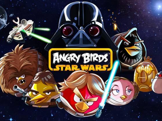 angry bird star wars mod apk