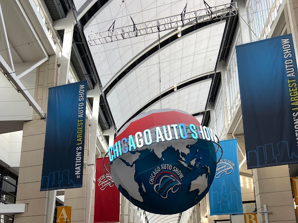 2020 Chicago Auto Show Highlights