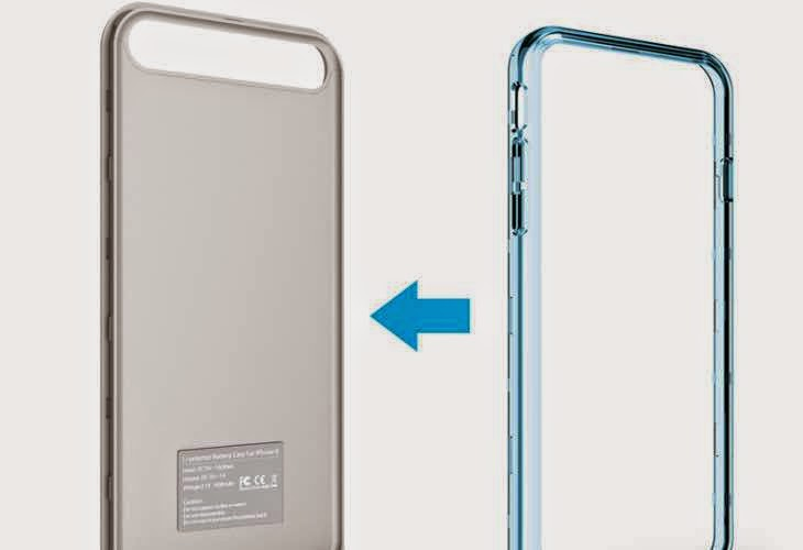 Mota Iphone  Plus Battery Case