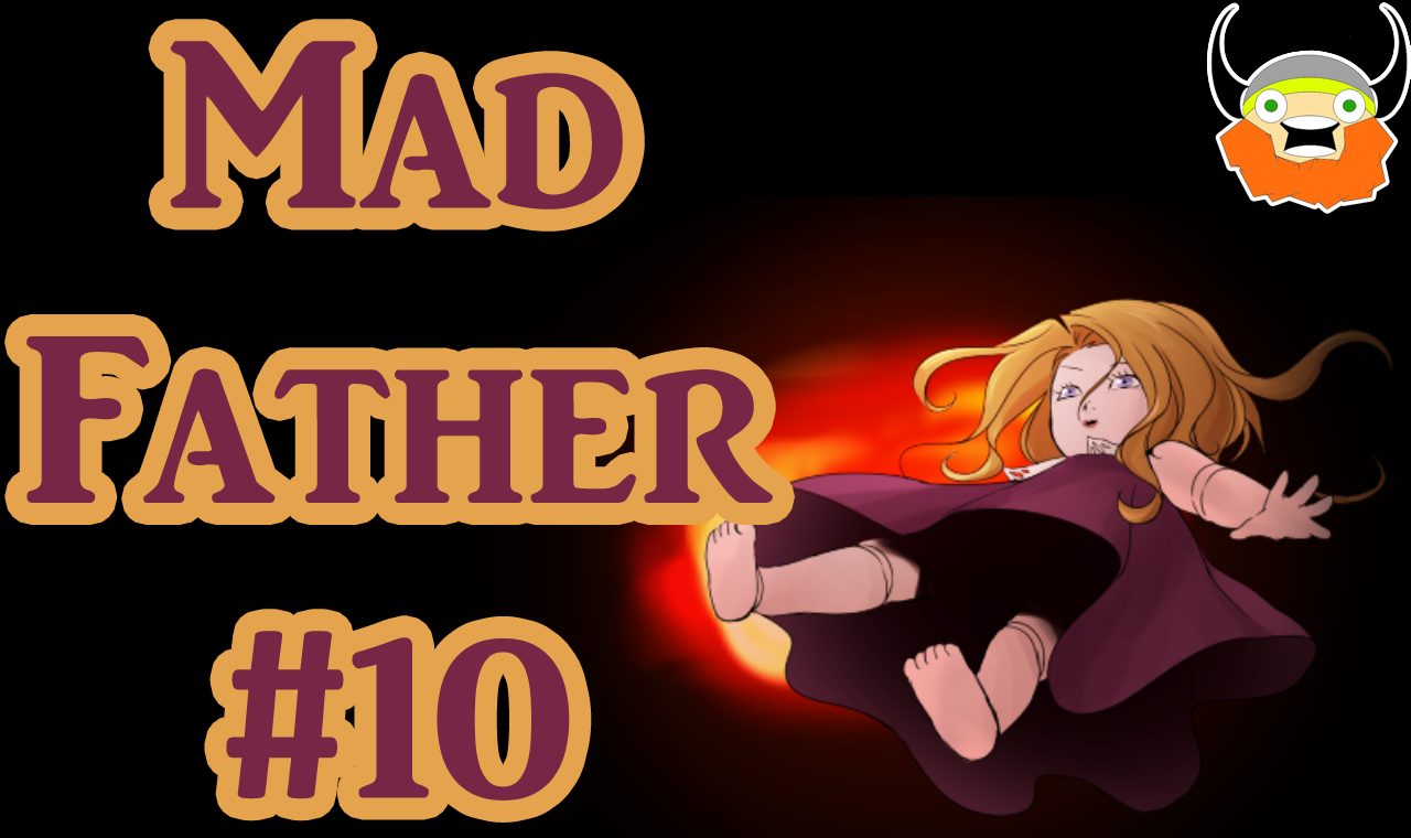 Mad Father Parte 10 Incinerador