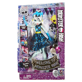 MH Welcome to Monster High Frankie Stein Doll