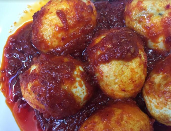 resepi telur, resepi masakan telur rebus, resepi mudah, ringkas