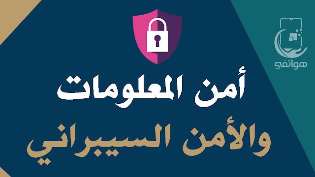 أمن المعلومات والأمن السيبراني