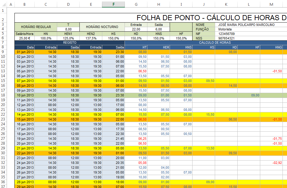 Excel e Outras Coisas (Excel Things)