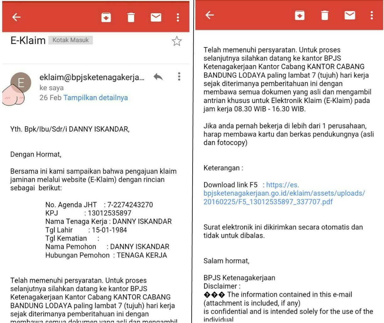 Cara Membalas Email Panggilan Interview Dalam Bahasa Melayu