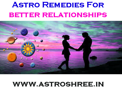 relationship problem remedies by astrologer
