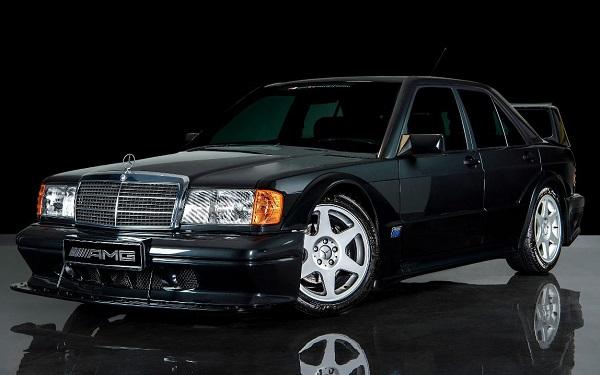 Mercedes Benz 190 E 2.5-16 Evolution II