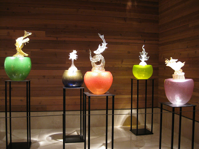 Sealife Stoppers Dave Chihuly