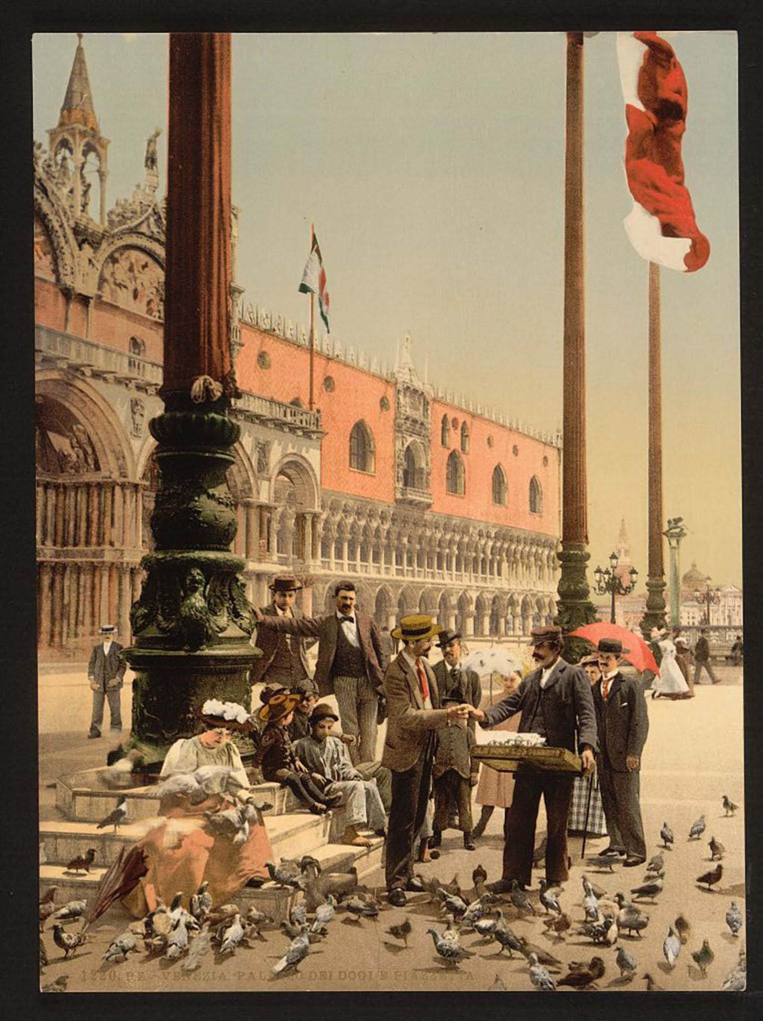Venice, 1890s.