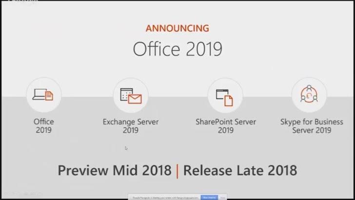 Microsoft Desain Ulang Interface Microsoft Office