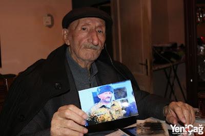 ''İbad Hüseynov yalan danışır. Melkonyanı biz öldürmüşük. Onu vuran oğlan Bakıda qəssablıq edir''