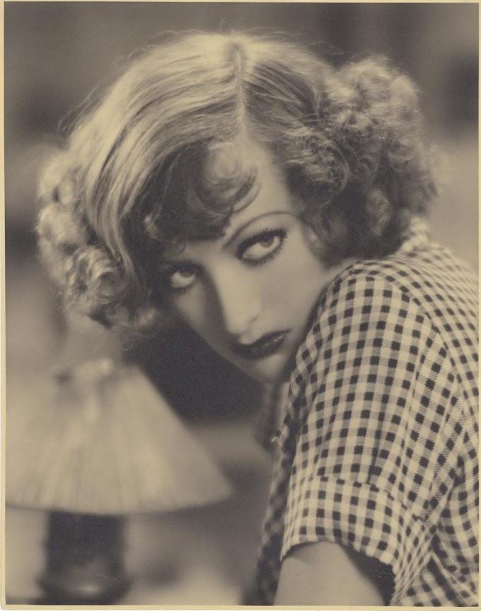 TÚNEL DO TEMPO - JOAN CRAWFORD, 1932