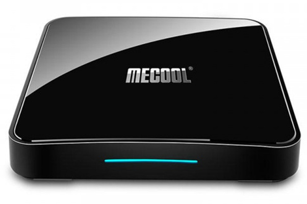 MECOOL KM3: TV Box 4K con Android 9.0 y control por voz