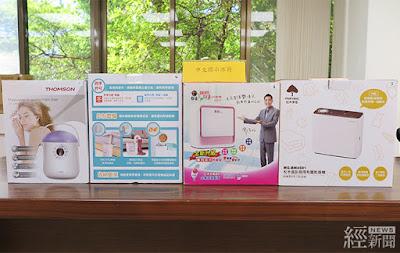 棉被烘乾機檢測結果-中文標示不符合商品