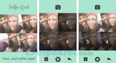 Apliaksi Kamera terbaik android untuk selfie