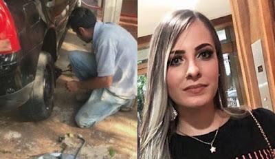 Foto que jovem tirou de suspeito antes de ser morta ajudou polícia a identificar assassino