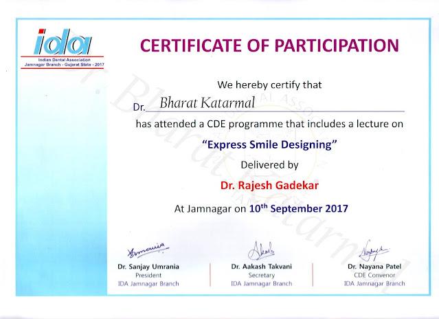 Express Smile Designing by Dr. Rajesh Gadekar