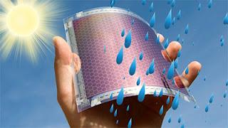 TENG solar cells