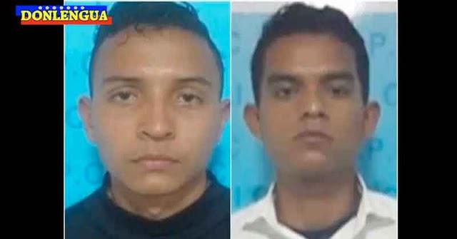 Dos funcionarios del CICPC le filtraban información a bandas criminales