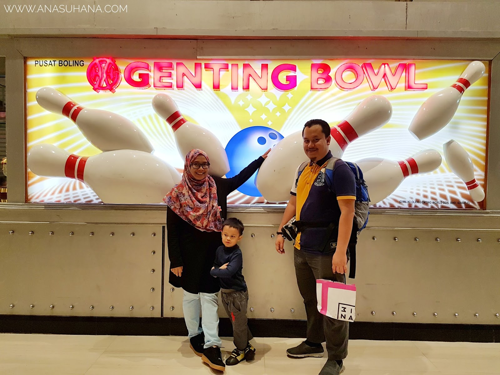 Genting Bowl Resorts World Genting