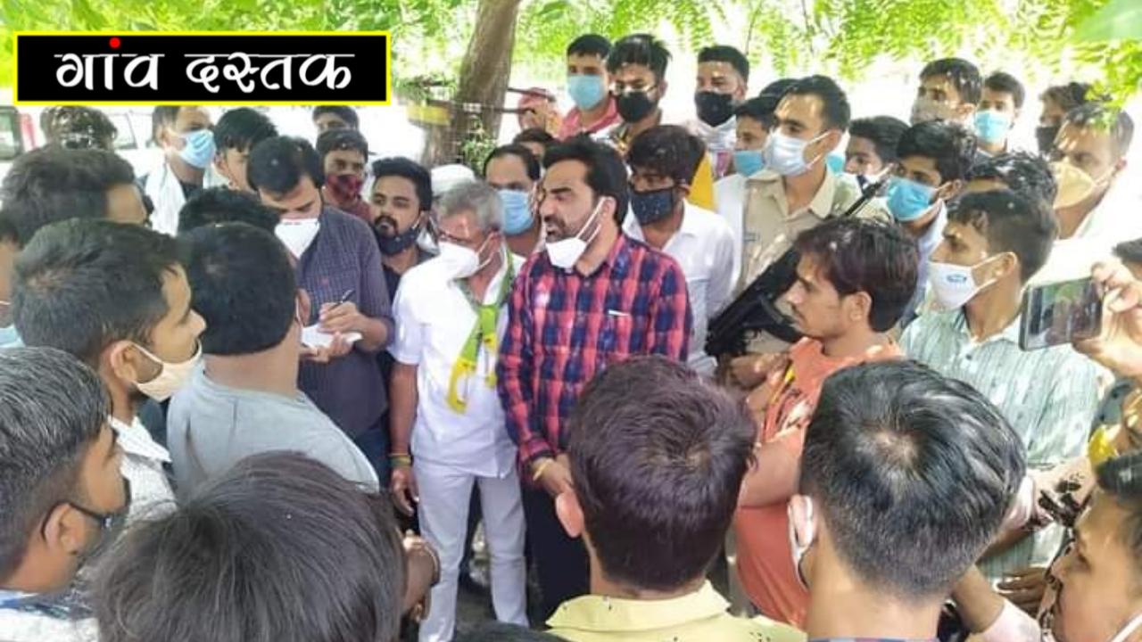 अब पुलिस जवानों की शहादत को लेकर हनुमान बेनीवाल ने गहलोत सरकार पर साधा निशाना