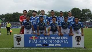 Persib Bandung Jamu Persiwa di Stadion GBLA Senin 4 Februari 2019