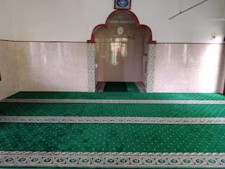 Distributor Karpet Masjid Turki Gresik